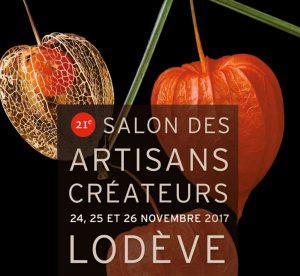 salon des artisans et créateurs de Lodève 2017