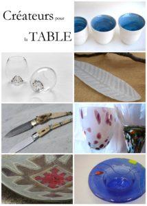 Les créateurs pour la table au dôme de Port-Vendres